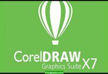 Corel X7 là phần mềm thiết kế đồ họa Vector chuyên nghiệp