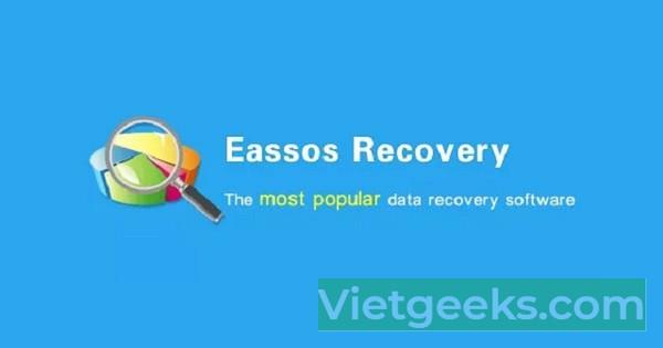Eassos Recovery Free là phần mềm ưu việt giúp bạn khôi phục file ẩn rất nhanh