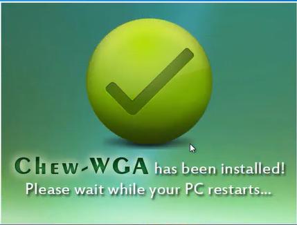 Sau khi cài đặt xong, máy tính sẽ khởi động lại