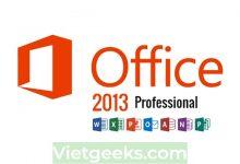 Office 2013 là bộ phần mềm tin học văn phòng của Microsoft