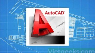 Các tiêu chuẩn về cấu hình khi cài đặt thiết bị Autocad 2020