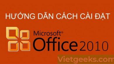 Cài đặt Microsoft Office 2010 đơn giản cho người mới sử dụng