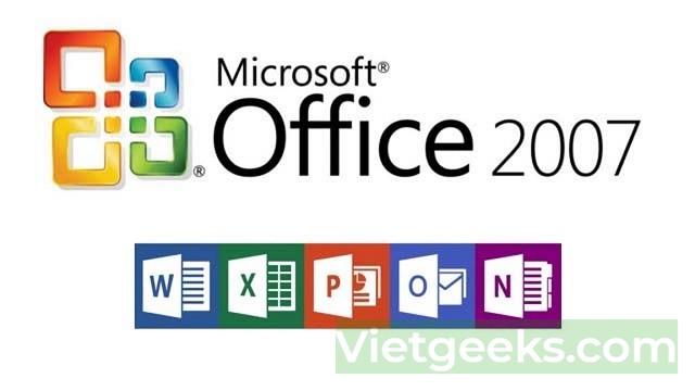 Office 2007 có số lượng người sử dụng đông đảo