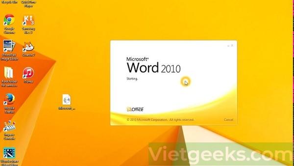 Phiên bản Office 2010 mang đến nhiều tính năng vượt trội và mới lạ