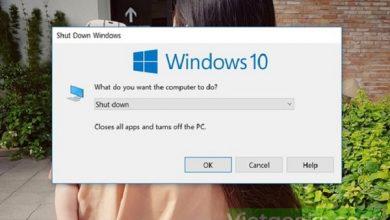 Thao tác tắc máy tính đơn giản bằng ứng dụng Window Shutdown
