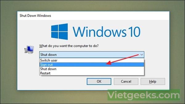 Tổng hợp những cách tắt máy tính nhanh nhất