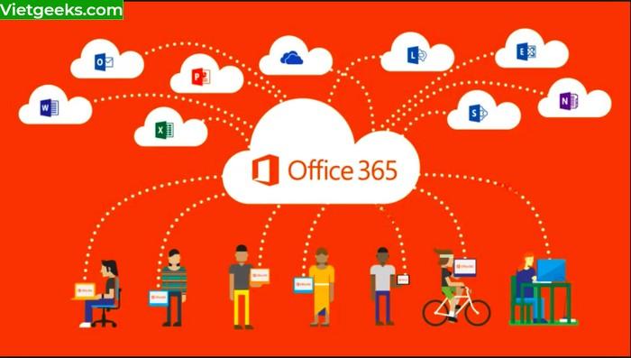 Tải Office 365 thuận tiện cho việc trao đổi mọi lúc, mọi nơi