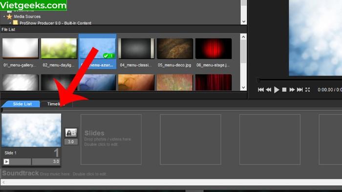 Chèn văn bản vào video