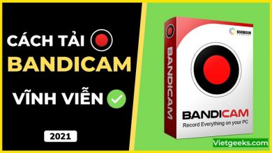 Hướng dẫn tải Bandicam Full Crack 2021